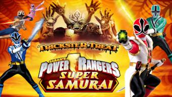 Power Rangers Super Samurai: Trickster Treat (2012)