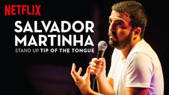 Salvador Martinha - Tip of the Tongue (2016)
