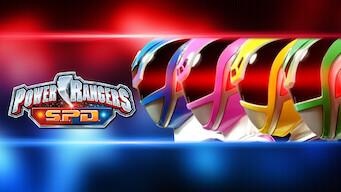 Power Rangers S.P.D. (2005)